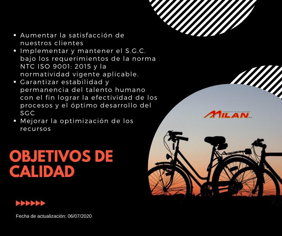 Objetivos-de-calidad-industrias-bicicletas-milan
