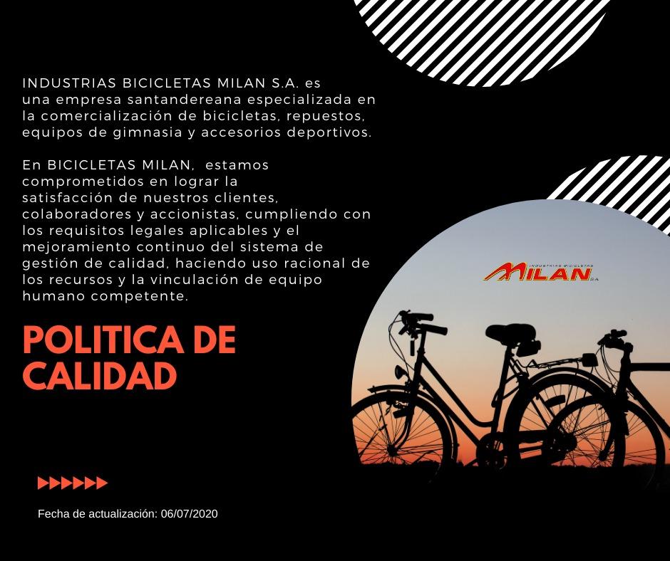 Politica-de-calidad-industrias-bicicletas-milan